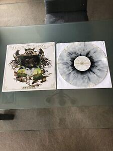 Destroy Reubild Until God Shows - Self Titled Vinyl LP White Starburst D.R.U.G.S