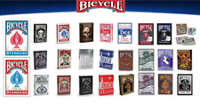 More details for bicycle playing cards decks special casino poker magic game cards