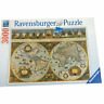 Ravensburger 3000 Jigsaw Puzzle World Map 1665 No. 17 054 8 Excellent Condition