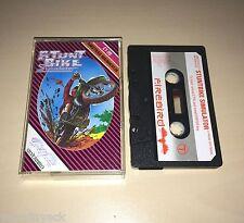 Stunt moto Simulator-empidornis semipartitus-CASSETTA-AMSTRAD CPC 1988-TESTATO-EXC
