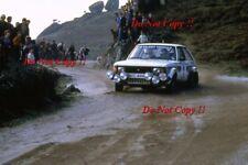 Henri Toivonen Talbot Sunbeam Lotus Portugal Rally 1981 Photograph 1