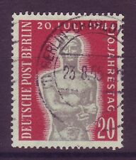 Gestempelte Briefmarken aus Berlin (1954-1955)