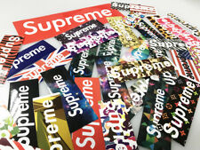 33 x Vinyl Supreme Sticker Skateboard Box Large Dope Stickers Pack Decal Laptop