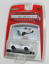 GreenLight 1962 CORVETTE RACECAR COLLECTION LE S3 1/64