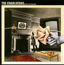 Who We Touch by The Charlatans.CD (PA)