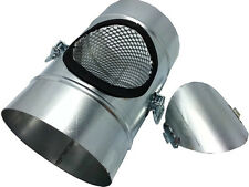 ONA 4IN CONTROL DUCT - DUCTING ODOUR/ SMELL REMOVAL - HYDROPONICS ELIMINATOR