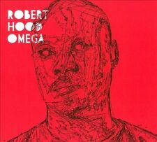 ROBERT HOOD Omega CD NEW Digipak M-Plant ‎M.PM8CD minimal detroit techno
