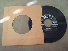 "FRANKIE FROBA- WHISPERING/ YOU'RE IN LOVE WITH EVERYONE   7"" SINGLE"
