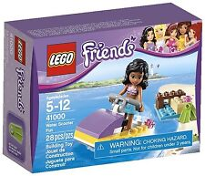 41000 WATER SCOOTER FUN lego friends set NEW legos retired sealed box KATE