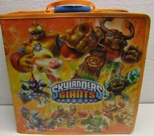 Skylanders Giants Carry & Display 32 Storage Case PowerA PS3 Xbox Wii