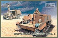 IBG Models 1/72 Universal Carrier I Mk. I # 72023