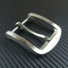 "Stainless Steel Belt Pin Buckles Men's/Women's Belt Buckle for 1.5"" / 38mm Belt"