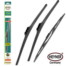 "HYUNDAI MATRIX 2001-2010 Set Of 3 Windscreen Wiper Blades Hybrid 22""16""14"""