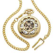 Collectible Gold Kansas City Railroad Pocket Watch