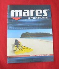 Vintage Mares Sport Line  Catalogue 2004