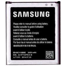 Pila 2430mah original Samsung para Galaxy K S5 zoom Eb-bc115bbe Sm-c115