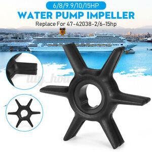 Wasserpumpe Impeller kit für Mercury Außenborder 6-15PS OE#47-42038 Parts Ersatz