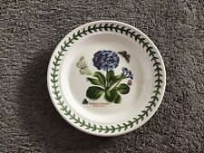 "More details for 7"" portmeirion botanic garden tea plate blue primrose"