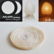 "ISAMU NOGUCHI AKARI 1N ""Exchange Shade"" Japanese Floor Light Lamp Made in Japan"