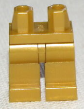 LEGO NEW PEARL GOLD MINIFIGURE LEGS CASTLE KNIGHT KINGDOMS PANTS BODY PARTS