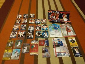 2003 Donruss Estrella's Baseball Card, Poster & Sealed Pack Collection Lot