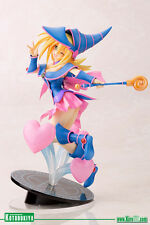 Yugioh Dark Magician Girl 1/7 Scale ArtFX Kotobukiya Figure Anime Manga NEW