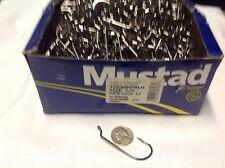 Mustad 32830 NPBLN 5/0 Bass Jig Hook 1000 Count