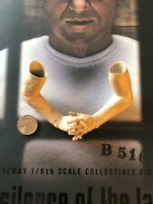 BLITZWAY Hannibal Lecter White Prison Ver Crossed Arms loose 1/6th scale