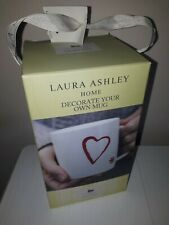 Laura Ashley Home Decorate Your Own Mug Great Gift