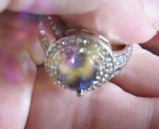 "Paranormal Spirit Ring ""LAST LEMURIAN GUARDIAN DJINN"" ~ Rare Sacred White Magick"