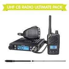ORICOM UHF DTX4000 UHF RADIO + ANU1100 + ULTRA550 UHF ULTIMATE VALUE PACK