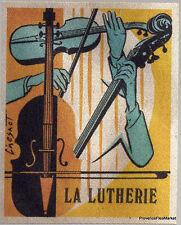 LA LUTHERIE Yt2072  FRANCE  FDC Enveloppe Lettre Premier jour
