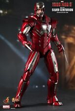 Hot Toys Iron Man 3- Silver Centurion [Special Edition]