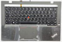 Lenovo Thinkpad X1 Carbon 2 Keyboard Tastatur Palmrest Touchpad CASE 04X6500 NEU