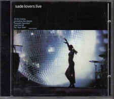 Sade-Lovers Live cd album