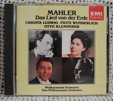 Mahler: Das Lied von der Erde by Christa Ludwig ( CD