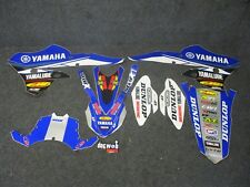 Yamaha YZF250 YZF450 2014-2017 Star Course USA Team Kit Graphique SG071