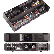 Tulun play TIP1500 2 Channel 5000 Watts Professional Power Amplifier AMP stereo
