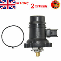 New Coolant Thermostat and Seal For Vauxhall Corsavan Adam Astra J/Corsa D E