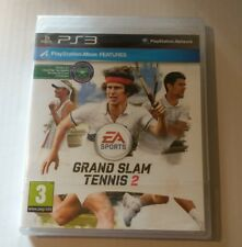 EA Sports Grand Slam Tennis 2 PS3 New Sealed UK PAL Sony PlayStation 3 LAST ONE