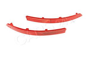 Genuine SKODA Octavia Rear Light Reflector Left + Right 5E9945105A