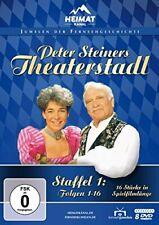Peter Steiners Theaterstadl - Staffel 1: Folgen 1-16 [8 DVDs] gebr.-gut
