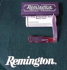 Remington 2014 R1173L The Forester, Jr. Bullet Lockback Trapper Knife