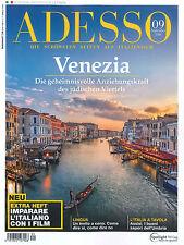 ADESSO, Heft September 09/2016: Venezia +++ wie neu +++