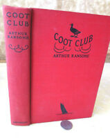 THE COOT CLUB,1935,Arthur Ransome,Illustrated