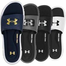 86acb063304 Under Armour Boy s Ignite V Slide Sandals