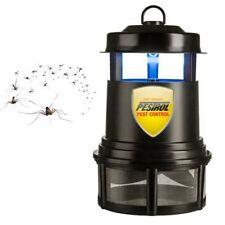 PESTROL OUTDOOR DOMINATOR Mosquito Mozzie Trap Zapper Killer - 2 ACRE Coverage