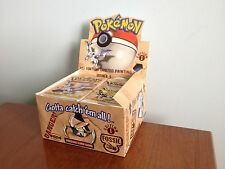 ONE 1ST ED Fossil Booster PACK factory sealed Pokemon First Edition cards