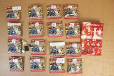 LEGO MINIFIGURES 8831 SERIES 7 COMPLETE SET of 16 FIGURES OPEN BAGGED nr