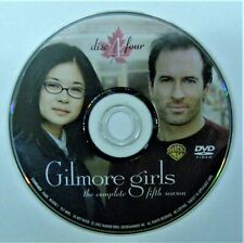 (ZERO SCRATCHES) GILMORE GIRLS - SEASON 5 DISC 4 REPLACEMENT DVD DISC ONLY